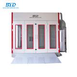 Btd Carro asse a cabine de pintura de automóveis de cabine de pintura por spray automático para venda
