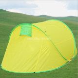 2 شخص خيمة أصفر, [برثبل] [أنتي-موسقويتو] تزايد اصطناعيّة خيمة [توو-دوور]