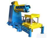 Downspout Matel Blatt-Rolle, die Maschine mit dem Kurven der Maschine bildet
