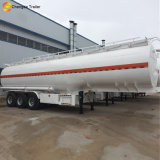 Del petróleo crudo del petróleo del tanque acoplados diesel semi
