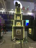 Heißer Verkauf, der LED-Bildschirmanzeige für KTV Raum (YZ-P654, anhebt)