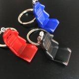 Trousseau de clés de portée en métal