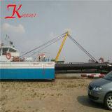 ISOの販売のための公認のセリウムの証明書の砂鉱山の浚渫船
