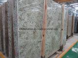 中国ベージュ白い花こう岩そして大理石の銀製Foxの平板