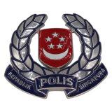 Erstaunliches Qualitäts-Staatsflaggepin-Abzeichen-Leder-Abzeichen