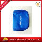 Gaufre de gros de l'Armure imprimé personnalisé Sac cosmétique PVC