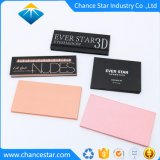 Custom Printed Paper Cardboard Cosmetic Eyelash Box with Mirror