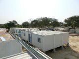 Prefabricated 강철 프레임 표준 작은 모듈 콘테이너 집
