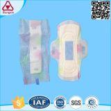 Les ailes Ultra Filles de coton épais de serviettes sanitaires de la Chine fabricant