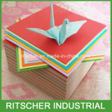 Van de school van de Documenten Het Document van de Origami van de Documenten van de Bouw van diy- Documenten voor Handwork