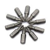 10PCS 25mm 길이 1/4 인치 육 정강이 pH2 자석 드라이버 비트 세트