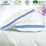 Гипо аллергенными и Premium кровать Gusseted стеганая подушка