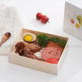 Completo de alta calidad Colorprinted cajas de cartón para el almuerzo/frutas y verduras