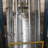 高炭素の熱い浸された電流を通された鋼線