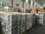 China proveedor PVC Pet película Twist de dulces Pacakging