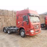 carro de Etiopía de la pista del carro del alimentador de 371HP Sinotruk HOWO 6X4 con precio bajo