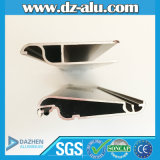 Type de l'Italie profil de guichet en aluminium de 6000 séries/de guichet de glissement d'Alumium