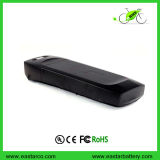 Batterie arrière électrique de crémaillère de la batterie 48V 14ah de vélo de la qualité 48V 1000W avec la lumière d'arrière