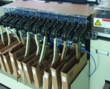 Cabo axial de alta velocidade de máquina de inserção do componente