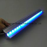 Indicatore luminoso e supporto della mensola del LED per il vetro di 8mm per lo scaffale