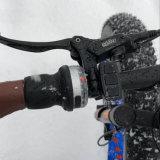 [48ف] [1000و] يشبع تعليق كهربائيّة سمين إطار درّاجة