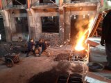 Melterの鉄の炉のための軽く、便利な実験室の誘導の化学薬品