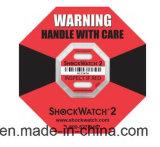 Het verschepen van het Zelfklevende Etiket van het Effect voor de Preventie van de Schade