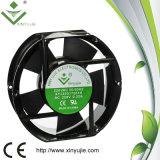 Fluxo de ar elevado 17251 172mm 7 ventilador axial do ventilador 110V 220V da C.A. da polegada para o gabinete elétrico 172X172X51mm