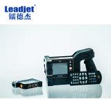 U2 Cij de mano industriales máquina de impresión de inyección de tinta de datos variables