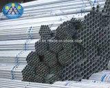 Rohstoff-Liste: Geschweißtes angestrichenes Stahlbaugerüst-Rohr
