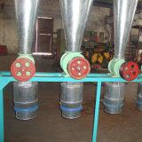 トウモロコシの処理に生産ラインを完了しなさい