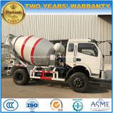 Dongfeng 6 dreht LKW des Betonmischer-3 M3 für Verkauf