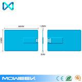 Привод большого пальца руки формы карточки способа привода вспышки USB Moweek Nc01