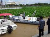 Glasvezel van het Jacht van de Boot van de Luxe van Yatch van Liya de Commerciële