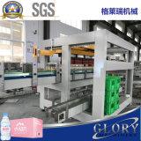 Macchina per l'imballaggio delle merci di caso per le bottiglie di acqua