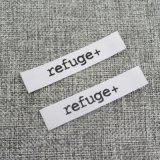 Venda por grosso barato personalizado diversos tecidos de Damasco a etiqueta de identificação