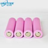 18650 pacchetto della batteria di litio delle cellule di batteria dello ione del Li 3.7V 1500mAh
