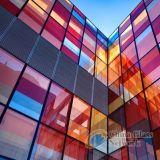 [0.38مّ] لون [بفب] فيلم لأنّ معماريّة ستار زجاج