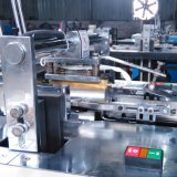 Recubierto de PE de alta velocidad automático formando la placa de papel café, té Precio máquina de fabricación de vasos de papel