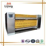 Het strijken het Verwarmen van de Stoom van de Machine Commerciële het Strijken van de Bladen van het Bed van de Rol van het Roestvrij staal Enige Machine voor Wasserij