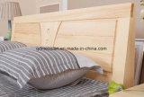 Festes hölzernes Bett-moderne doppelte Betten (M-X2289)