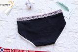 간단한 레이스 Bowknot 디자인은 면 숙녀 내복 소녀 Preteen 내복 모형을 요약한다