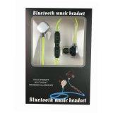 에서 귀 작풍 스포츠 Mic를 가진 무선 Bluetooth 헤드폰
