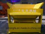 Bloc concret mobile automatique de brique d'à haute fréquence Jmq-6A faisant la machine