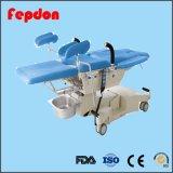車輪(HFEPB99D)が付いている産科学の使用の病院配達ベッド
