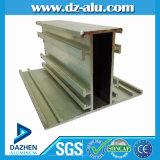 Perfil de alumínio de Ghana para a porta deslizante da estrutura do indicador