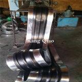 Arresto di gomma dell'acqua del bordo d'acciaio utilizzato nella giuntura della costruzione e nel giunto di dilatazione