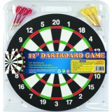 Audlt Game를 위한 선전용 비용 Effective Flocked Dartboard