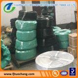 까만 액체 단단한 PVC 전기 유연한 도관