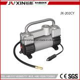 Haute qualité gonfler rapidement cylindre double mini voiture 12 V compresseur à air